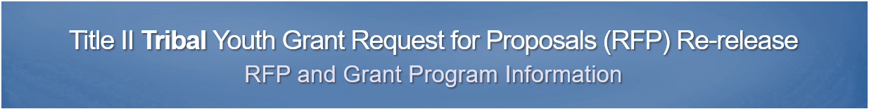 Title-II-Grant-RFP-and-Grant-Program-Information
